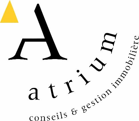 Atrium, conseils & gestion immobilière Sàrl