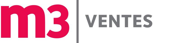 m3 Ventes - Promotions
