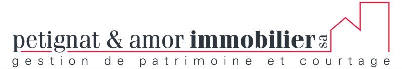 Petignat & Amor immobilier SA