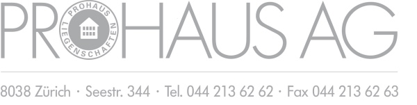 PROHAUS AG