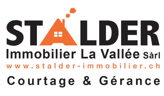 Stalder Immobilier La Vallée Sàrl