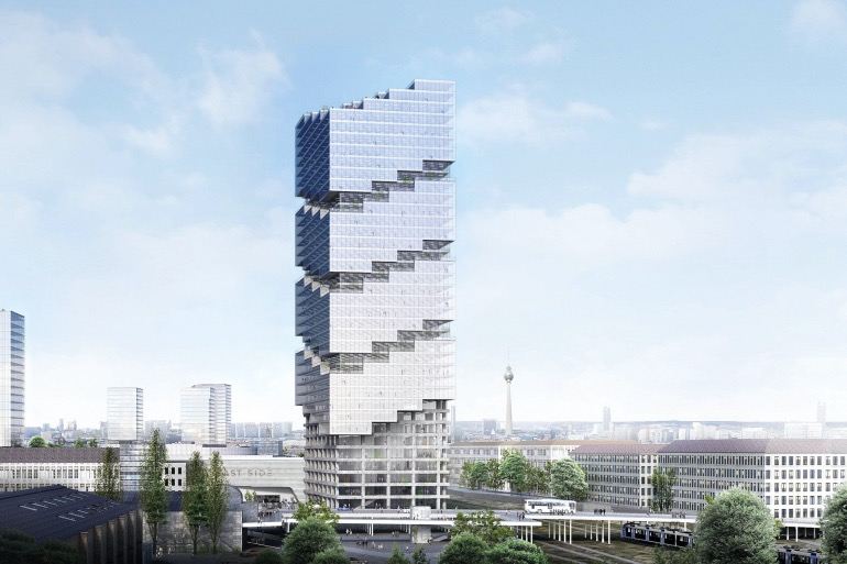 Urbanisme : comment l'ascenseur sans câble va révolutionner les gratte-ciel