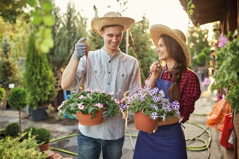 Le jardin a un rôle… spirituel !
