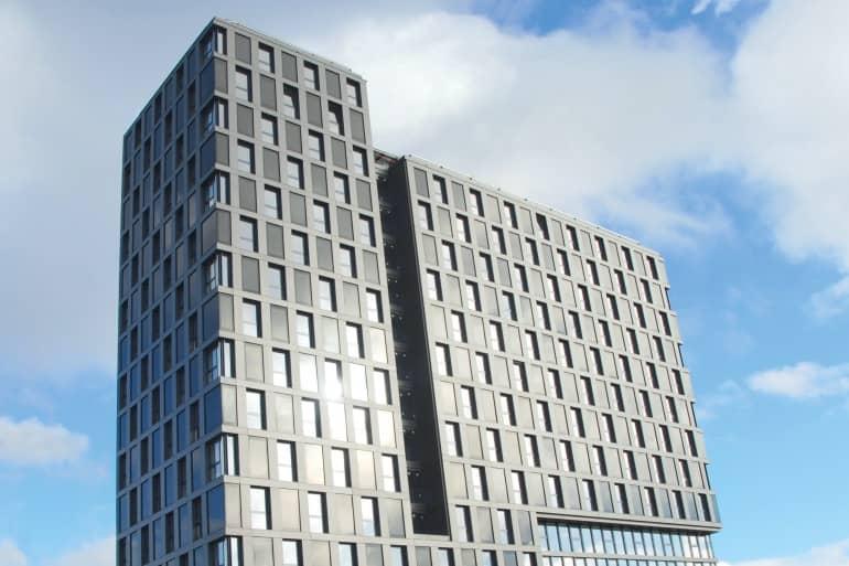 La plus grande façade photovoltaïque de Romandie récompensée