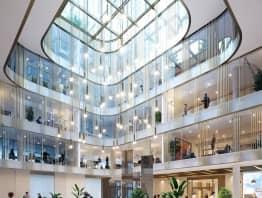 Genève : un immeuble conçu pour le travail de demain