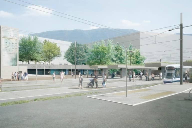 Léman Express : vers une nouvelle conception de la gare