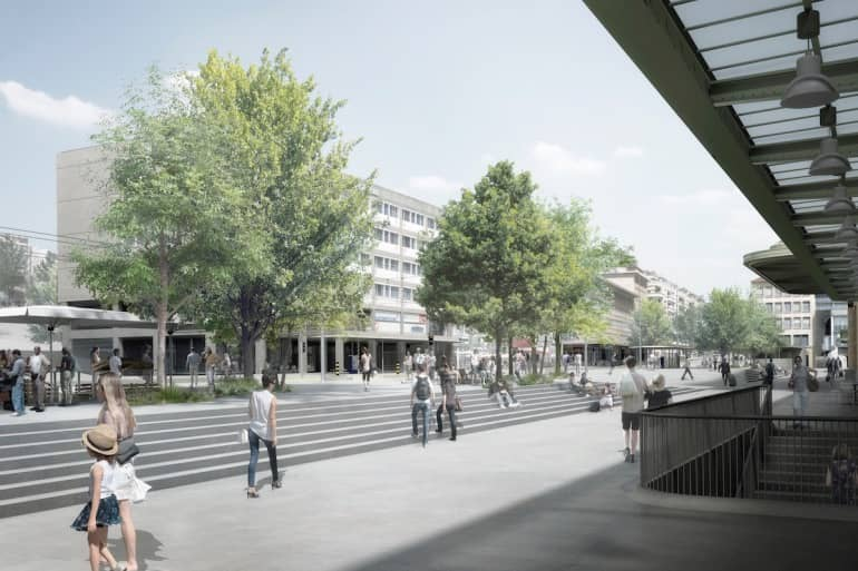 La gare de Lausanne a entamé sa mue