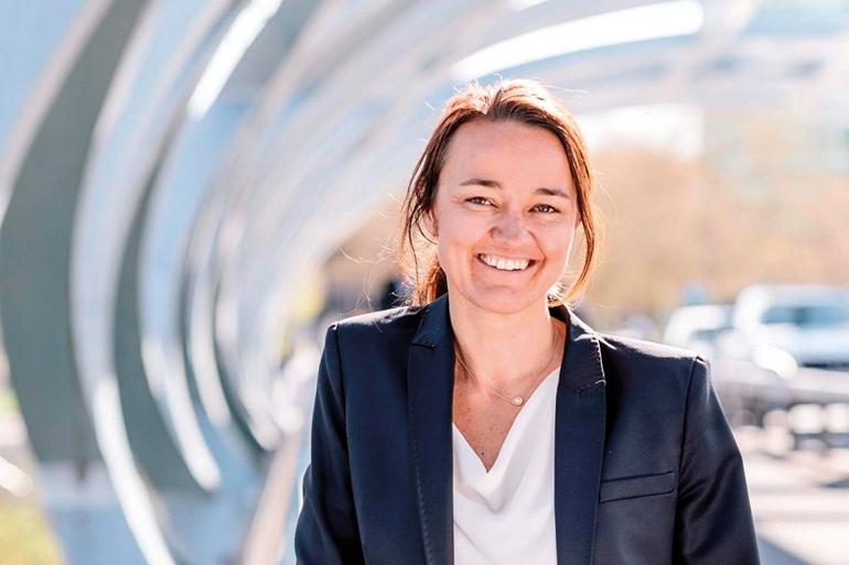 Sophie Dubuis: «Clé de Rive stimulera l'économie locale»