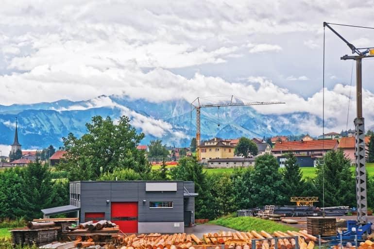 Marché immobilier fribourgeois : des fondamentaux solides dans la tourmente Covid
