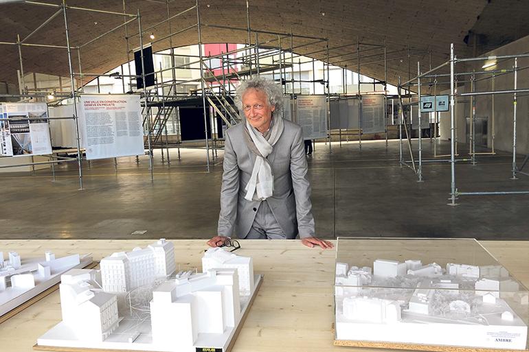 La SIA section Genève s'engage pour le concours d'architecture