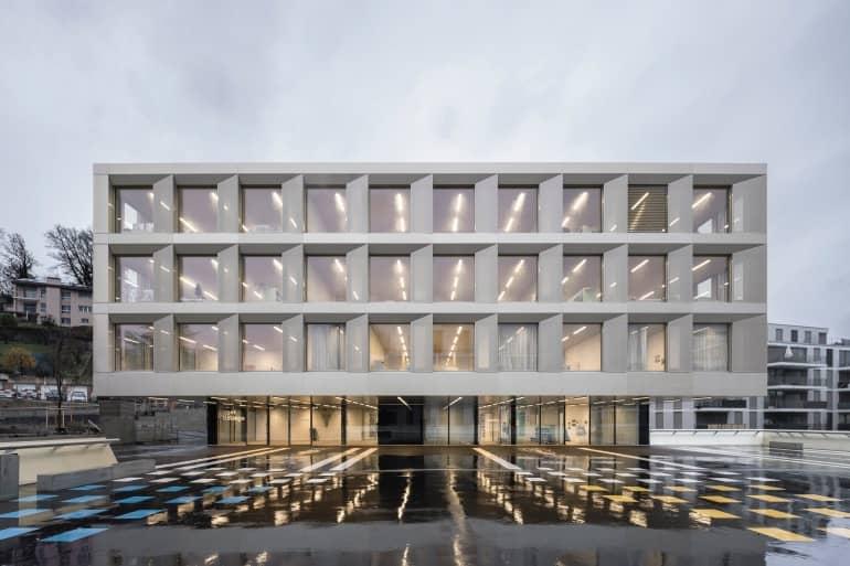 Bonnard et Woeffray : l'architecture distinguée