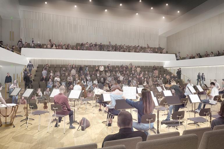 Cité de la Musique: une opportunité pour Genève