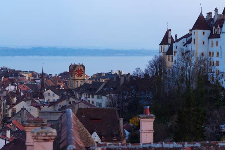 Barnes-Gérofinance | Régie du Rhône: le leader de l'immobilier romand s'implante à Neuchâtel