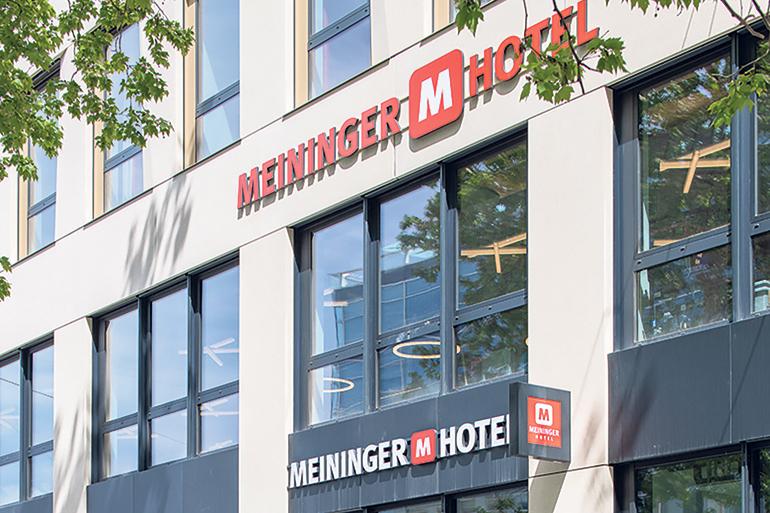 ESCALE CITADINE: Meininger arrive à Genève
